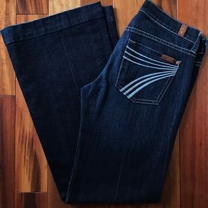 Women's 7 for All Mankind Jeans Size 25